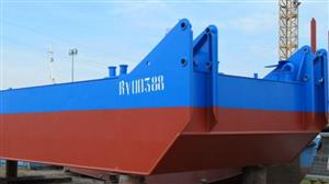 Italo floating barge
