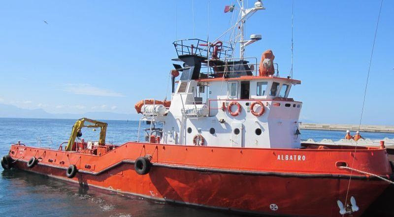 Albatro supply vessel – tug